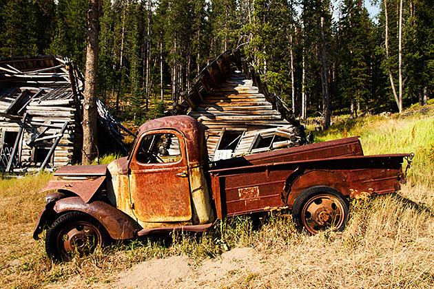 Old-Truck-Idaho