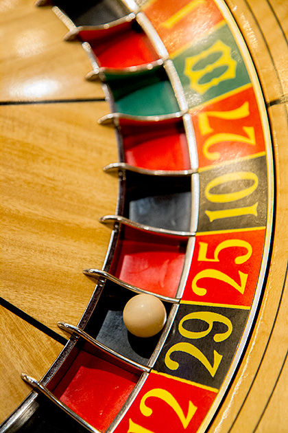 Roulette-Ball
