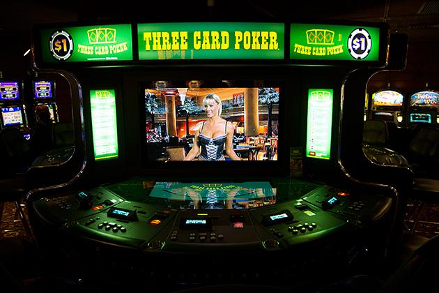 Super-Sexy-Poker