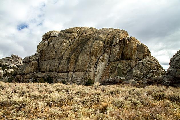 Bread Loaf City Of Rocks