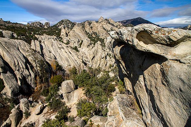 Idaho-Rock-Landscape