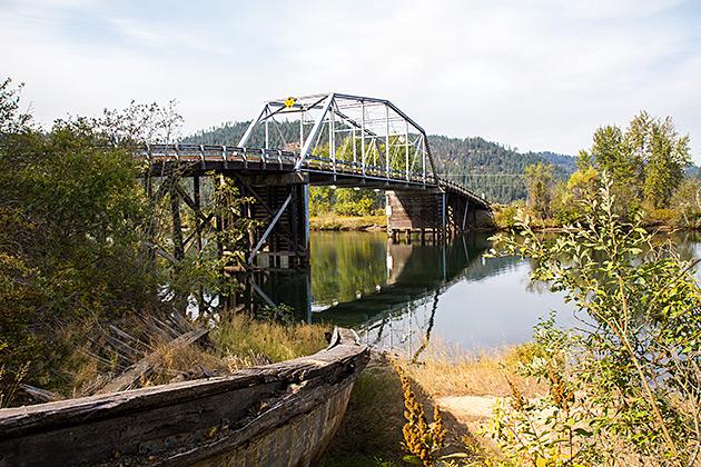 Old Bridge Idaho