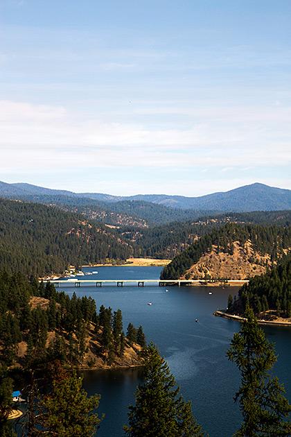 The Lakes of Idaho