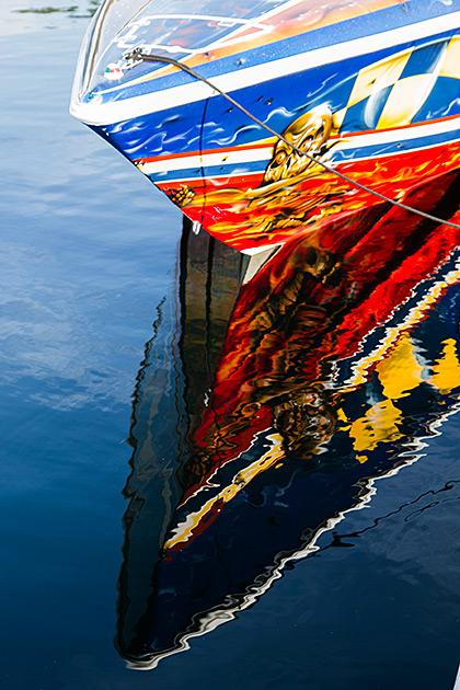 Idaho Speed Boat
