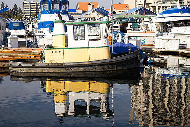 Tug Boat Idaho