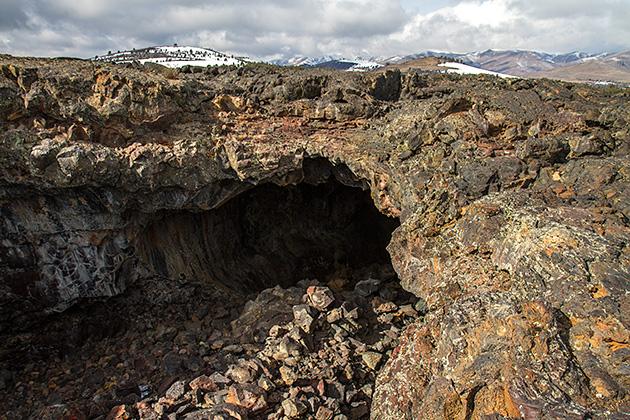 Cave Of Idaho