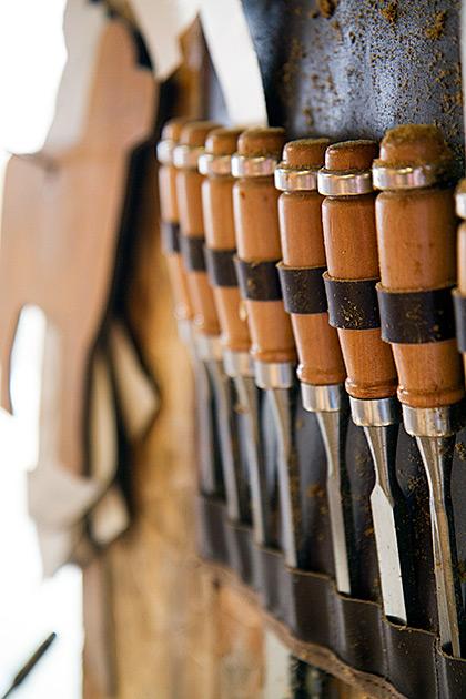 Tools Wooden