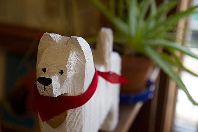 White-Wooden-Dog