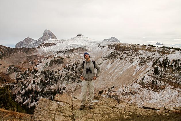 Proud Hiker