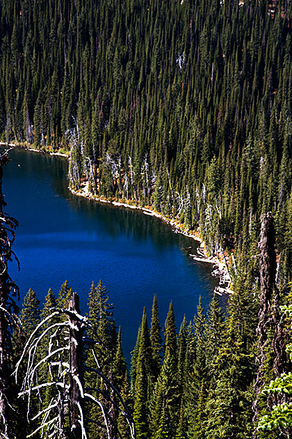 Secret Lake Idaho
