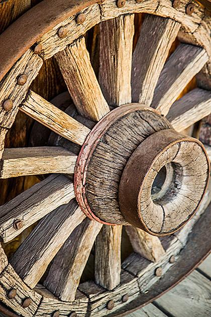 Barrel-Wheel