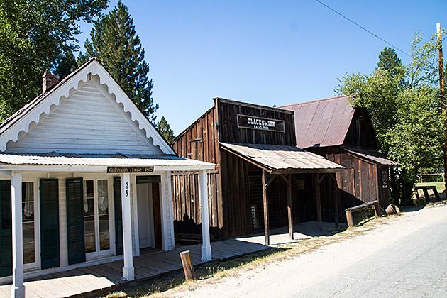 Blacksmith Idaho