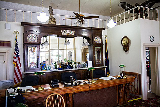 Old Saloon Idaho City