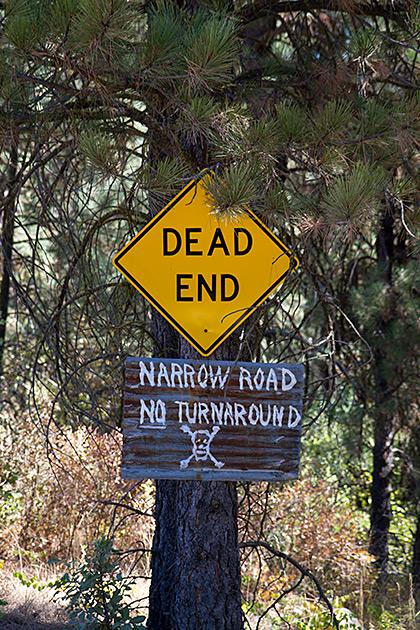 Idaho Dead End