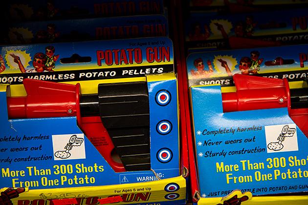 Potato-Gun
