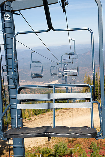 Idaho Chair Lift
