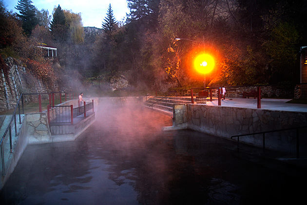 Steaming Glow