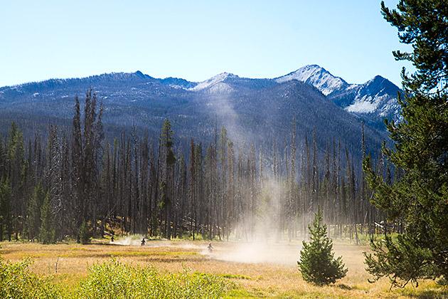 Dirt Bikers in Idaho