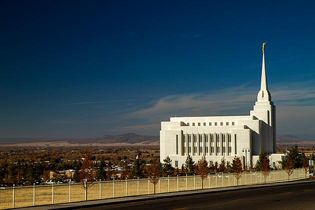 Mormon-Temple-Idaho