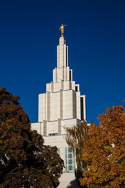 Mormon-Tower
