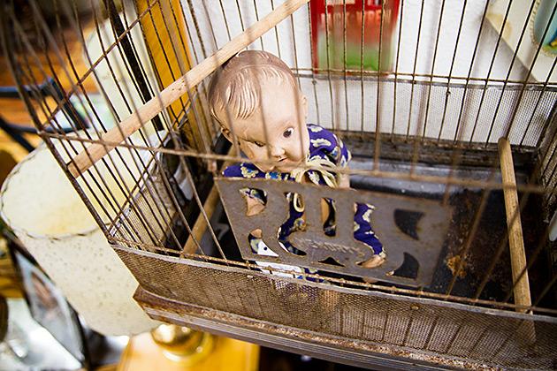 Baby-Punishment