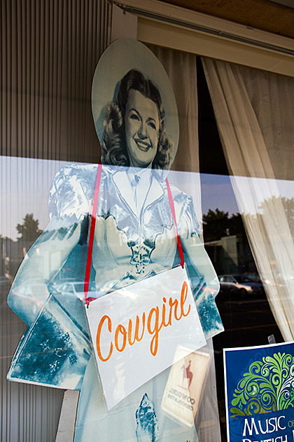 Cowgirl-Idaho