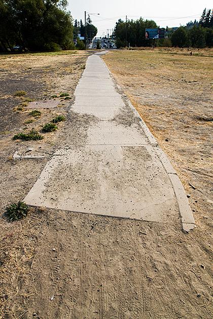 Engind Sidewalk