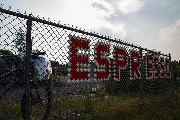 Espresso-Bike