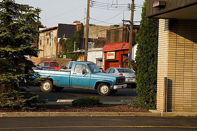 Pick-Up-Truck