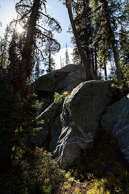 Giant Rock Idaho