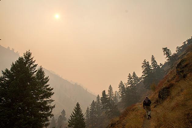 Wildfire Hike
