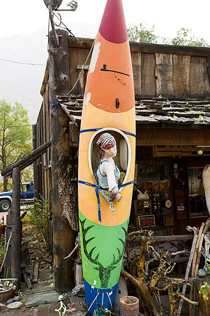 Kayaking-In-Idaho