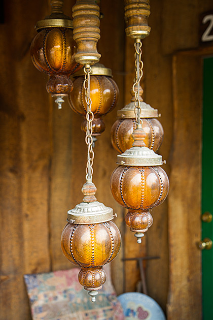 Old Western Lamps