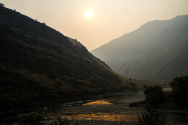 Riggins-Canyon