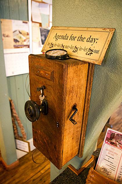 Wild Wild West phone