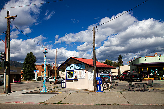 Coffee Shop Sandpoint