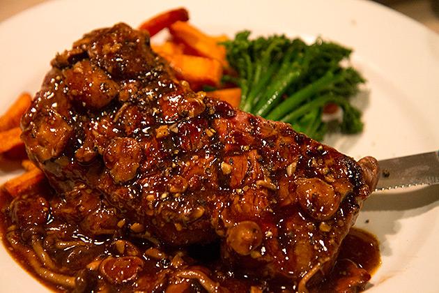 Idaho Steak