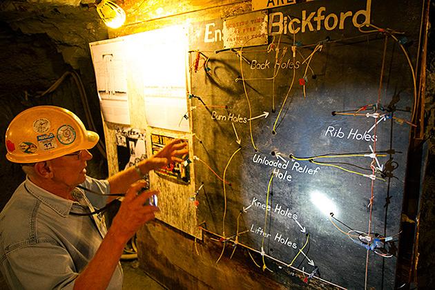 Bickford-Mine
