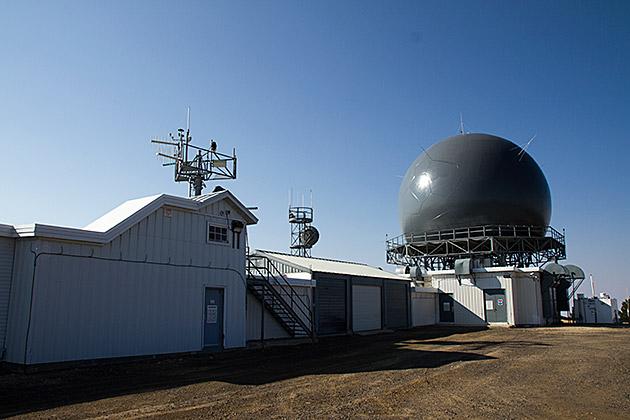 Radar-Station-Idaho