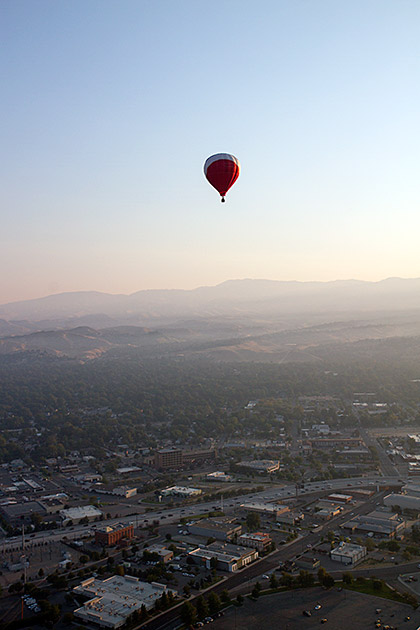 Boise-Hot-Air-Balloon