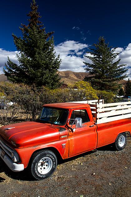 Idaho Truck