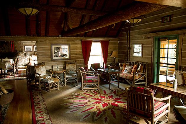 Lodges Idaho