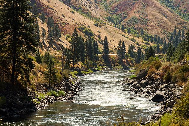 Train River