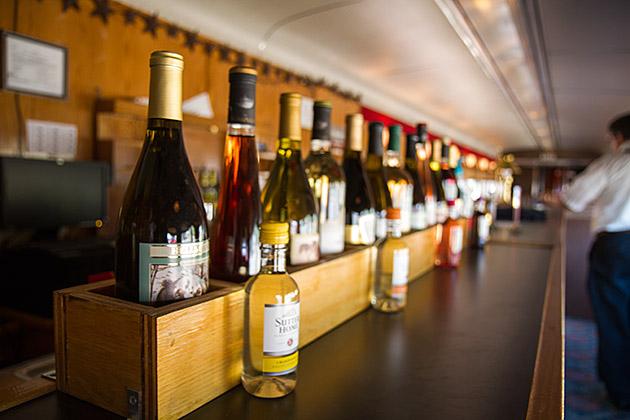 Train Wine