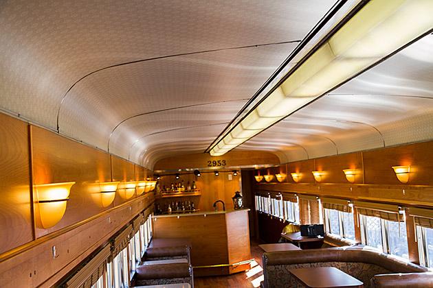 VIP Train Ride