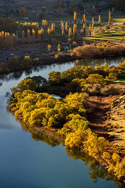 Snake-River-In-Fall