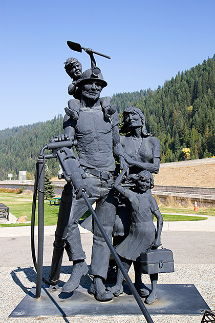 Mining-Monument-Wallace