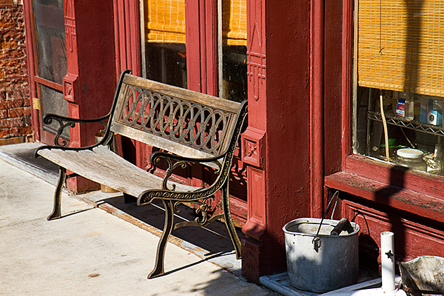 Wallace Bench