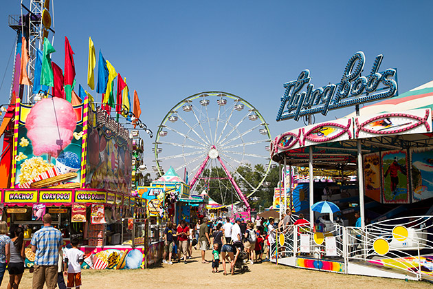 The Western Idaho Fair Idaho For 91 Days