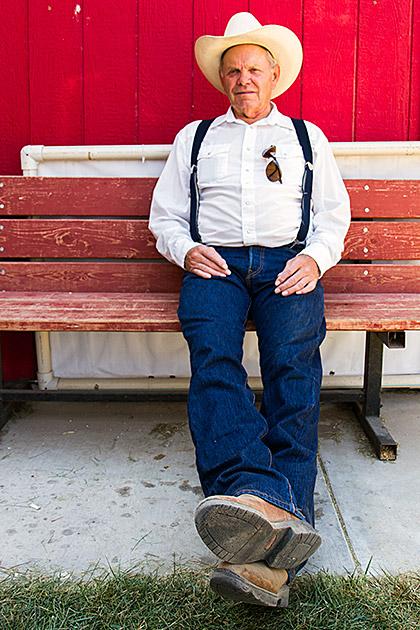 Cowboy Idaho